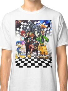 Kingdom Hearts - Sora's Throne Classic T-Shirt