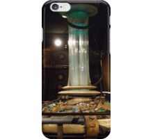 Doctor Who Console - 9th / 10th Doctors iPhone Case/Skin
