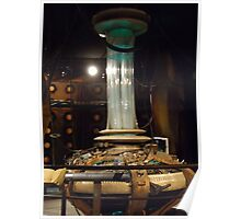 Doctor Who Console - 9th / 10th Doctors Poster