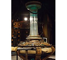 Doctor Who Console - 9th / 10th Doctors Photographic Print