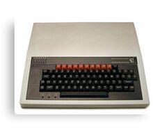 Retro Computing - BBC Micro Canvas Print