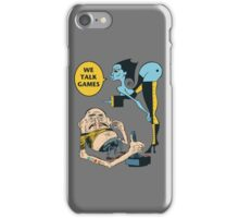 TT Schmootkins and Stinky The Game Master iPhone Case/Skin