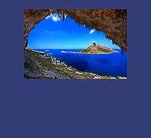 Grande Grotta, climbing paradise - Kalymnos island Unisex T-Shirt
