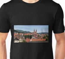 Rooftops of Forbach Unisex T-Shirt