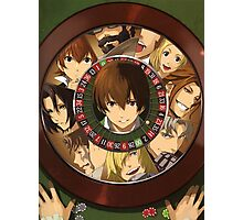 Baccano! Cases & Skins Photographic Print
