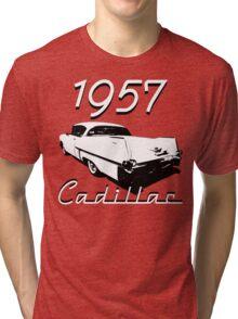 1957 Cadillac Tri-blend T-Shirt