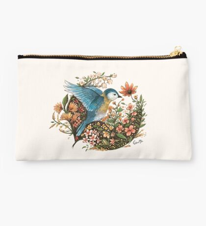 Wings of Courage Studio Pouch