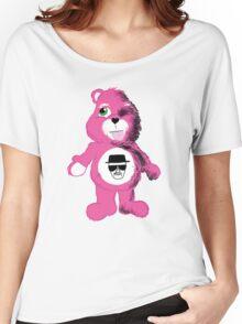 Breaking Bear (Care Bear Parody) Women's Relaxed Fit T-Shirt