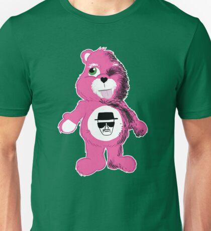 Breaking Bear (Care Bear Parody) Unisex T-Shirt