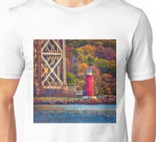 The Little Red Lighthouse Unisex T-Shirt