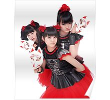 BABYMETAL - Day Of The Fox Poster