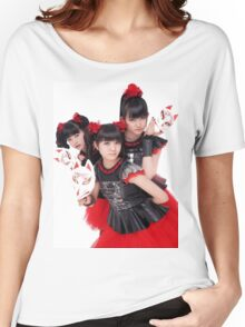 BABYMETAL - Day Of The Fox Women's Relaxed Fit T-Shirt