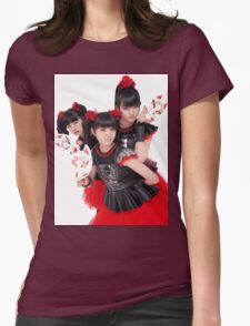 BABYMETAL - Day Of The Fox Womens Fitted T-Shirt