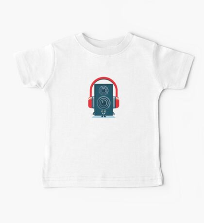Character Building - Music Fan Kids Clothes