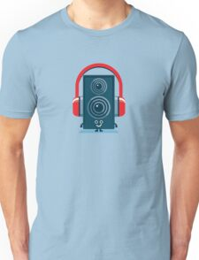 Character Building - Music Fan Unisex T-Shirt