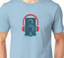 Character Building - Music Fan Unisex T-Shirt