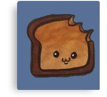 Tough Toast Canvas Print