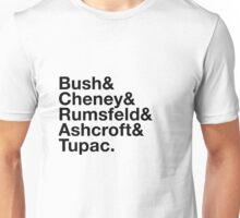 Ironic George Bush Cabinet Unisex T-Shirt