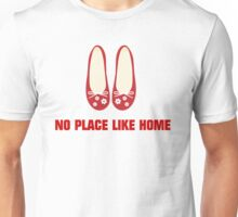 Wizard of Oz - No Place Like Home Unisex T-Shirt