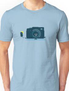 Character Building - Selfie camera Unisex T-Shirt