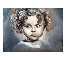 Shirley Temple  by Billy Jackson