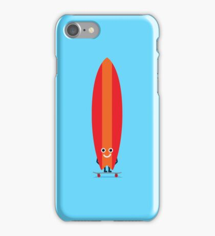 Character Building - Skater iPhone Case/Skin