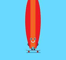 Character Building - Skater by SevenHundred