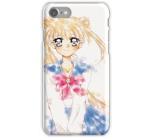Sailor moon Water Color  iPhone Case/Skin