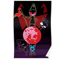 Invader Zim Poster