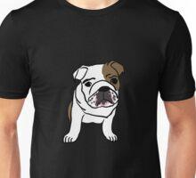 Cute Bulldog Unisex T-Shirt