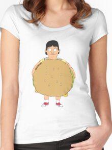 Gene Belcher Women's Fitted Scoop T-Shirt