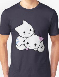 Cute anime kittens Unisex T-Shirt