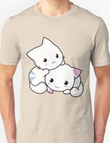 Cute anime kittens Unisex T-Shirt
