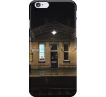 Loughborrow Train Station iPhone Case/Skin