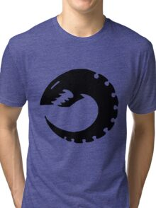 Tyranid Symbol Tri-blend T-Shirt