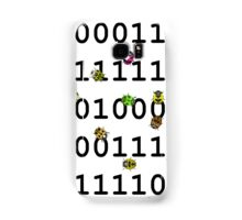 Code with bugs Samsung Galaxy Case/Skin