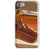 Hurdy Gurdy iPhone Case/Skin