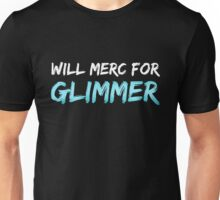Will Merc for Glimmer Unisex T-Shirt