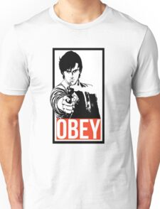 Ryo Saeba - City Hunter Unisex T-Shirt