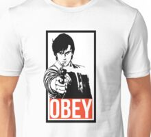 Ryo Saeba - City Hunter Unisex T-Shirt