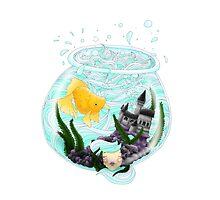Fishbowl by Bantambb