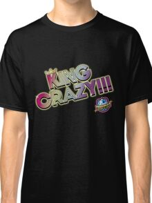 KING CRAZY!!! Persona 4: Dancing All Night Classic T-Shirt