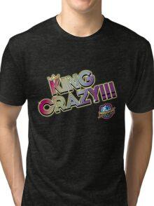 KING CRAZY!!! Persona 4: Dancing All Night Tri-blend T-Shirt