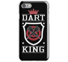 Dart King iPhone Case/Skin