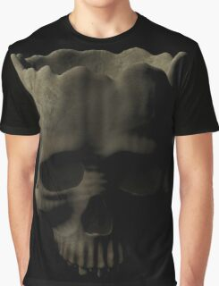 Hollowed Graphic T-Shirt