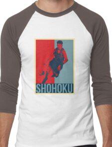 Miyagi - Slam Dunk Men's Baseball ¾ T-Shirt