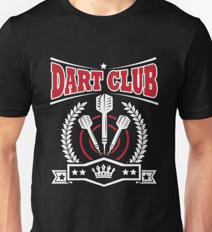 Dart Club Unisex T-Shirt