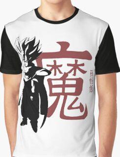 Gohan Ado SSJ2 - Dragon Ball Graphic T-Shirt
