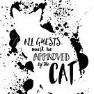Cat Rules by shutterjunkie