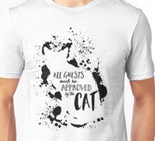 Cat Rules Unisex T-Shirt